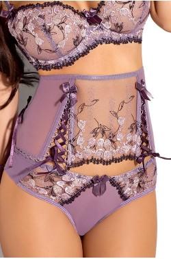 Axami V-5182 Peony half corset