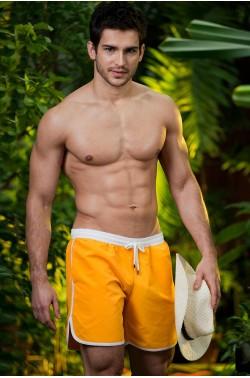 Alpha Male Comfo sun swim-shorts