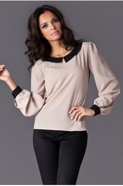 Figl 123 blouse long sleeve