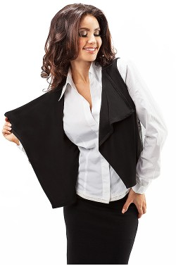 Enny 17047 blouse vest