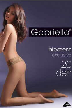 Tights Gabriella Hipsters exclusive 20 den Code 630