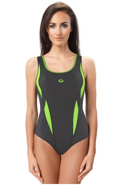 Beachwear One-piece gWINNER Aqua II