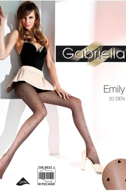 Tights Gabriella Emily Code 495