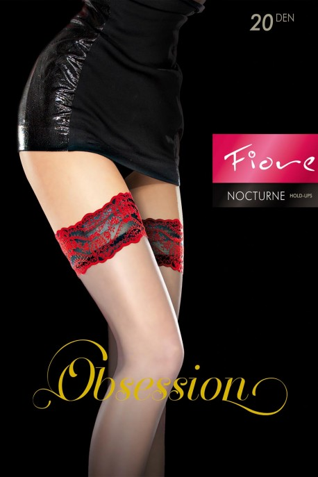 Stockings Fiore Nocturne 20 den