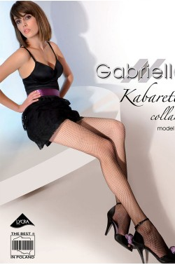 Gabriella Kabarette Collant 151 Code 230 tights fishnet