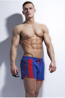 Swim-shorts Alpha Male Curso blue
