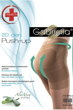 Gabriella Medica Push-up 20 Den Code 127 tights