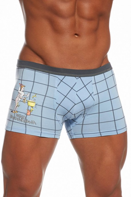 Boxer Shorts Cornette Mleczko 005/02