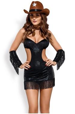 Costume Obsessive Sheriffia