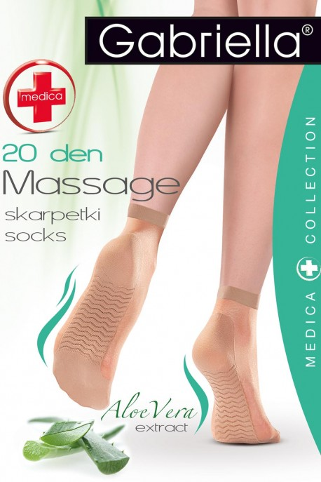 Socks Gabriella Medica 20 Massage code 623