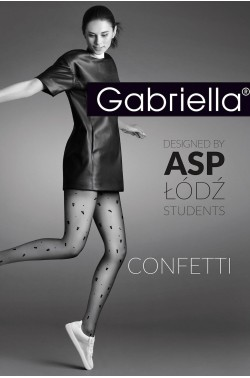 Tights Gabriella Confetti code 382