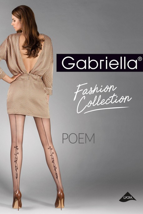Tights Gabriella Poem code 384