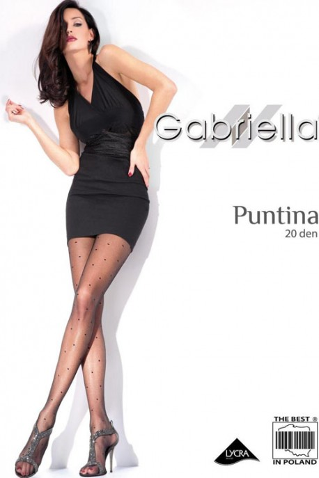 Tights Gabriella Puntina Code 471