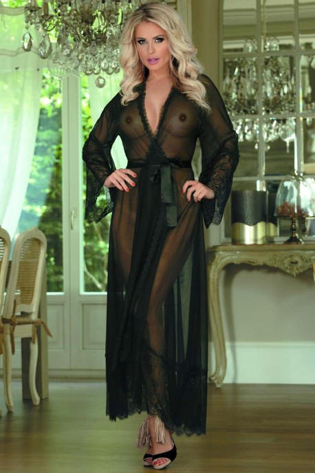 Dressing-gown Excellent Beauty N-717