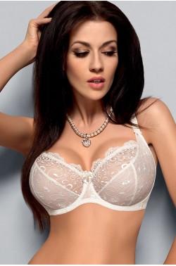 Gorsenia K067 Creme soft bra